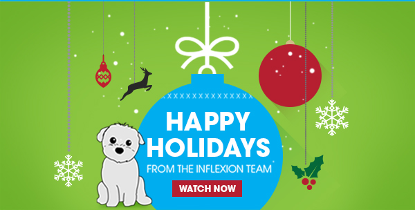Happy Holidays from the Inflexion Team
